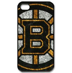 iPhone 4/4s Hard shell with Boston Bruins background design by sportscoverit. $14.99. Fashionable sports theme iPhone series, keep updating. original designed iPhone cover with sports team logos. Heat press technology on hard plastic, waterproof, light and durable. Made of durable impact resistant polymer. sports team logo Snap-on Hard Case Cover for iPhone 4/4S. Custom printed iphone 4/4S cell phone back case.  All Teams are available.  This case is a 1 piece case that cov...