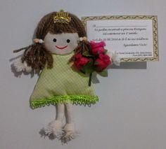 LembreFest : boneca de pano - princesinha