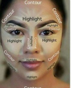 Contouring/Highlighting