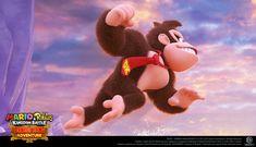 Super Nintendo, Donkey Kong Country, Super Mario, Battle, Product Launch, Banana, King, Adventure, Artwork