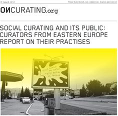 """The position of the """"social curator"""" emerged in the 2000s after a slow process of development. The main curators associated with this practice have become the leaders of museums, galleries and art institutions. However, this process was drastically changed by the authoritarian turn in 2010. The article sketches the history of social curating after the transition and also intends to highlight the possibilities in the current political situation. The Scene Aesthetic, Eastern Europe, 2000s, Investigations, Museums, Highlight, Galleries, Insight, Public"""