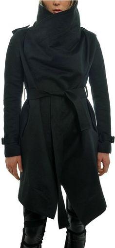 AMEN Trench Coat