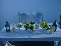 mesa de los novios