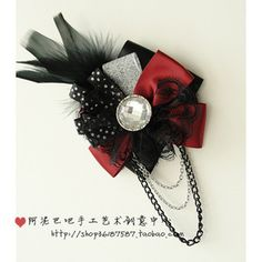 French twist, ribbons, feathers, appliques and chains - Moño francés, cintas, plumas, apliques y cadenas para el, hair accessori, accesorio para, mano creativa, hair bow, hair accesori, el pelo