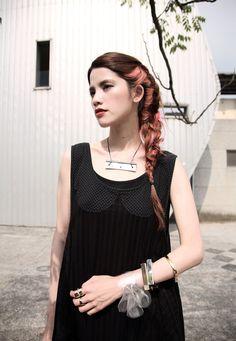 Photographer: Lorrain    Stylist: Yu Han Lee/Lin Chia Yu    Model: Monica Liu/ Viviana Su    Makeup: Celis Chen