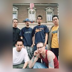 Promo 2/10. X lp LinkinPark Brad Delson RobbBourdon MikeShinoda Dave Farrell Joe Hahn Chester Bennington