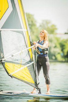 windsurfing w Ślesinie!