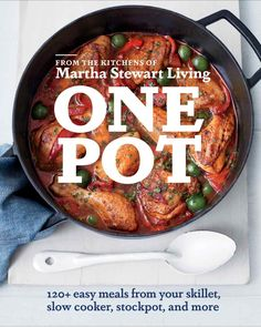 """Martha calls a Dutch oven """"the workhorse of the kitchen,"""" and we've collected our favorite recipes for this essential pot."""