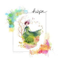 """""""hope"""" by pewpewjupiter ❤ liked on Polyvore featuring sztuka i memorytops"""
