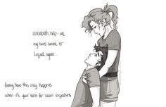 anxiouspineapples: oh not again Percy Jackson and Annabeth Chase