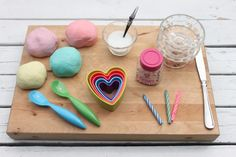 Coloured {Edible} Marshmallow Dough {inspired by My Buddies & I} 2 tablespoons of coconut oil (or other high temperature tolerant oil) 1 o...