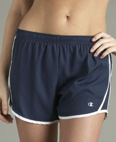 Gym Shorts: typically worn during physical activity; made for comfort and ease of movement.