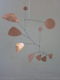 Kupfer Mobile Copper Mobilee von Lappalainen