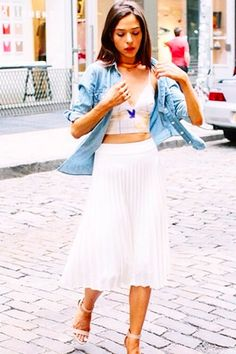 8 lovely outfits we want to copy all spring long