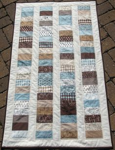 project pure by candi@raccooncreekquilts, via Flickr