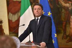 """Renzi alle 19 si dimette: """"Grazie a tutti"""""""