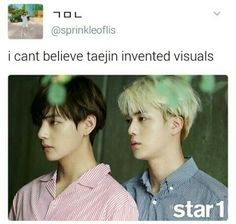 Indeed Bangtan visuals