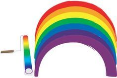 How to Paint a Rainbow on a Wall | eHow