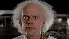 Christopher Lloyd. O eterno Doc Brown