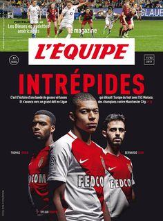 L'Équipe Magazine - Samedi 11 Mars 2017 - N° 1808