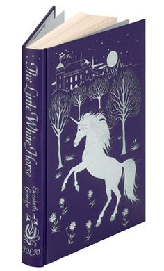 Another gift I would love to receive: The Folio Society's edition of 'The Little White Horse' by Elizabeth Goudge
