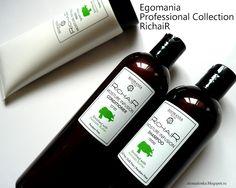 Alenka's beauty: Egomania Professional Collection RichaiR Moisture ...