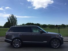 Used 2016 LAND ROVER RANGE ROVER 4.4 SDV8 AUTOBIOGRAPHY 5d AUTO 339 BHP for sale in Merseyside | Pistonheads