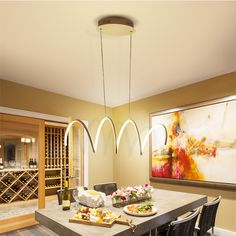 2017 NEW Modern LED Chandeliers lamp 38W white acrylic for dinning room bedroom studyroom chandelier lights 85V-260V