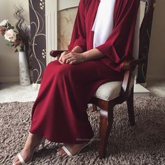 IG: Discover.Ethereal || Abaya Fashion || IG: Beautiifulinblack