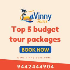 We are the prime and most preferred Tours and Travel organizers in Trichy. Our plethora of service offerings includes organizing domestic and international holidays, corporate travel services, hotel bookings, air ticketing, luxury coaches, and cab rentals. Top 5 best budget tour packages | cost-effective tour packages | customized affordable holiday packages. 1. Kodaikanal tour package 2. Darjeeling tour package 3. Goa tour package 4. Udaipur tour package 5. Gokarna tour package #tours…