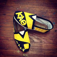 Kappa Alpha Theta TOMS..who ever made these...theta tastic...