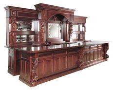 Mahogany Saloon Bar