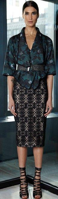Rachel Roy Pre-Fall 2013 ♥✤ | Keep the Glamour | BeStayBeautiful