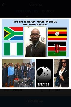 Way to go #team #burban #southafrica on such an a amazing #branding event. Congrats to my #friend and #business partner #gwt #ambassador Brian for the awesome #leadership #tothebillions  join the action TODAY!!  www.gwtopportunity.com/robinson Guest Speakers, Special Guest, Leadership, Kenya Africa, Join, Action, Success, Branding, Marketing
