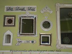 galeria de espejos