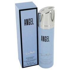 Angel By Thierry Mugler Deodorant Spray 3.4 Oz