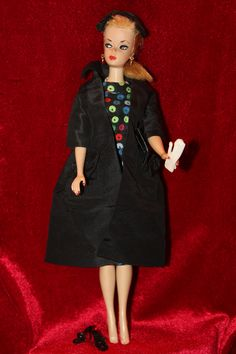 Vintage Barbie # 1 In Easter Parade