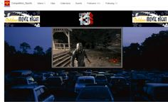 """Late night on our stream we run something called """"Drive-In Theater"""". Tonight, we are showing Friday The 13th Footage. https://www.twitch.tv/competition_sports"""