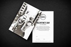 Hotel Daniel - Branding & Photography by moodley brand identity , via Behance