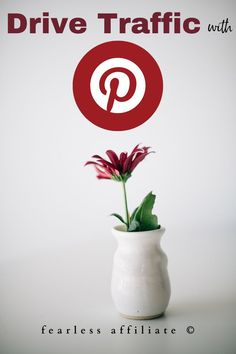 Drive Traffic with Pinterest by Fearless Affiliate. Learn to use FREE Pinterest for business to drive traffic to your website. Pinterest. Pinterest for Business Marketing. Pinterest Marketing… More