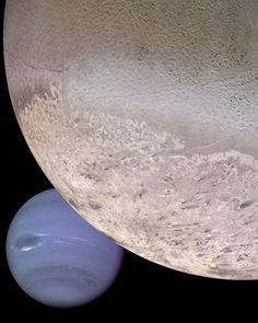 Netuno e Triton
