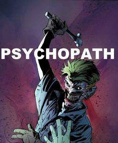 The Joker: Psychopath Im Batman, Batman Comics, Dc Comics, Joker Pics, Joker Art, Man Character, Comic Character, Victor Zsasz, Best Villains