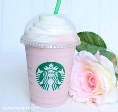 Cotton Candy Frappuccino,Starbucks Frappuccino,Thermomix Rezept