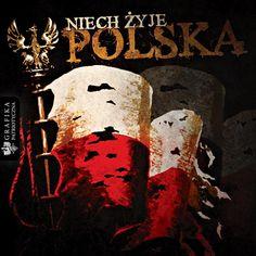 Long live Poland - Niech zyje Polska by on DeviantArt Warsaw Uprising, Long Live, Drawing Tools, Poland, Street Art, Deviantart, History, Gallery, Drawings