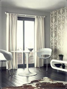 5 SIMPLE WAYS TO SPRUCE UP A MODEST EDMONTON HOME  1. INSTALL LENGTHY DRAPES