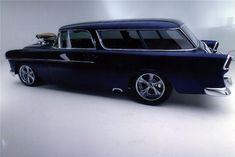 1955 CHEVROLET NOMAD Lot 1265 | Barrett-Jackson Auction Company