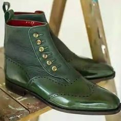 Men's Shoes, Shoe Boots, Dress Shoes, Shoes Men, Men Dress, Mens Boots Fashion, Leather Fashion, Men's Fashion, Mens Short Boots