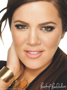 Kourtney Kim Khloe Kardashian Khroma Beauty Makeup Promo Shots