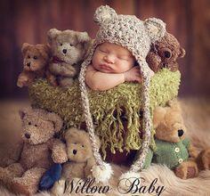 Baby Girl Hat by PamKR