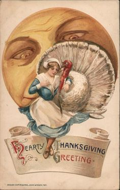 Thanksgiving paper dolls and vintage post cards - Bobe Green - Picasa Web Albums Thanksgiving Blessings, Thanksgiving Greetings, Vintage Thanksgiving, Vintage Holiday, Thanksgiving Decorations, Thanksgiving Ideas, Thanksgiving Graphics, Vintage Fall, Vintage Easter